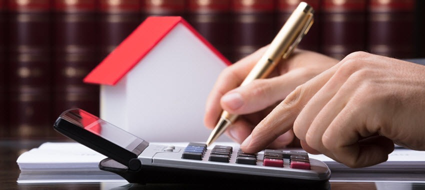 Commercial Property Reserve Price Calculation