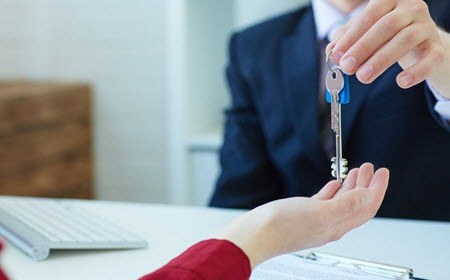 Commercial Property Key